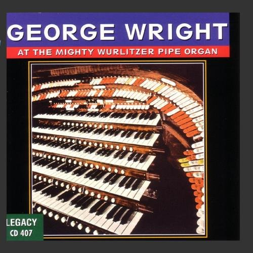 (The Mighty Wurlitzer Pipe Organ)