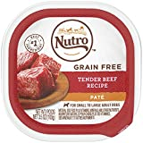 Best Nutro Canned Beefs - Nutro Grain Free Wet Dog Food Paté Tender Review