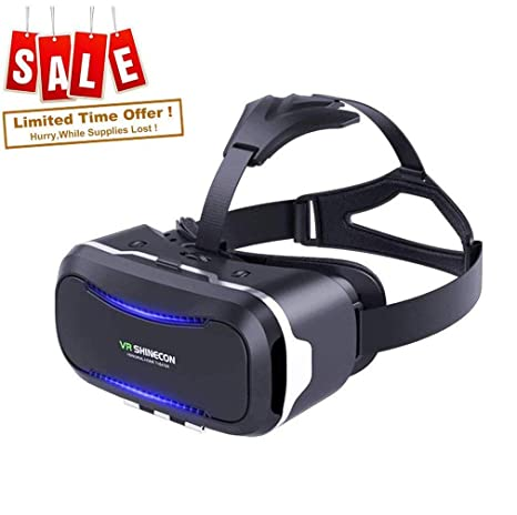 f8f73138a439 EDGEMETER VR SHINECON 2018 Headset with 4th Generation  Amazon.in   Electronics