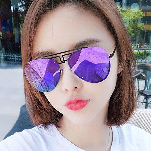 sol la conducción ZHIRONG polarizadas de 01 viajes gafas playa de estilo Gafas gafas 06 moda Color amantes retro qwqOgEfCxn