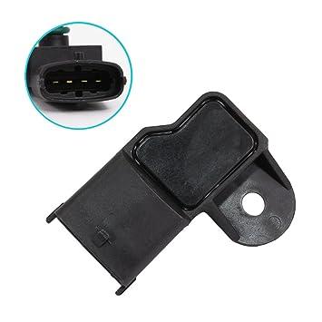 MAP Sensor fit 93170309 for Opel Astra Corsa Insignia Speedster Vectra Zafira Vauxhall Signum VX220 Posche