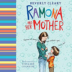 Ramona and Her Mother Audiobook