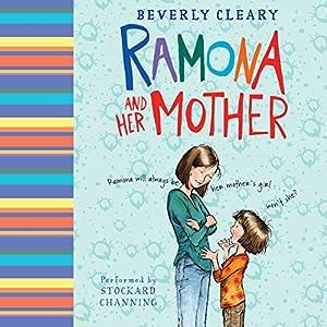 Ramona and Her Mother Audiobook