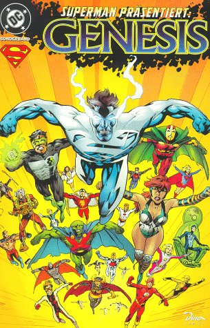 Superman, Sonderbände, Bd.2, Genesis