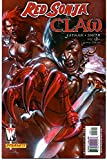 Red Sonja / Claw the Unconquered: The Devil's Hands 1 - 4, May - August 2006 (set of 4 comics)