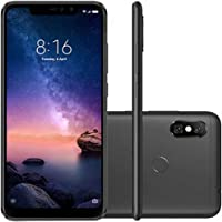 "Smartphone Xiaomi Redmi Note 6 Pro 64GB 4GB RAM 4G Tela 6,26"" Global"