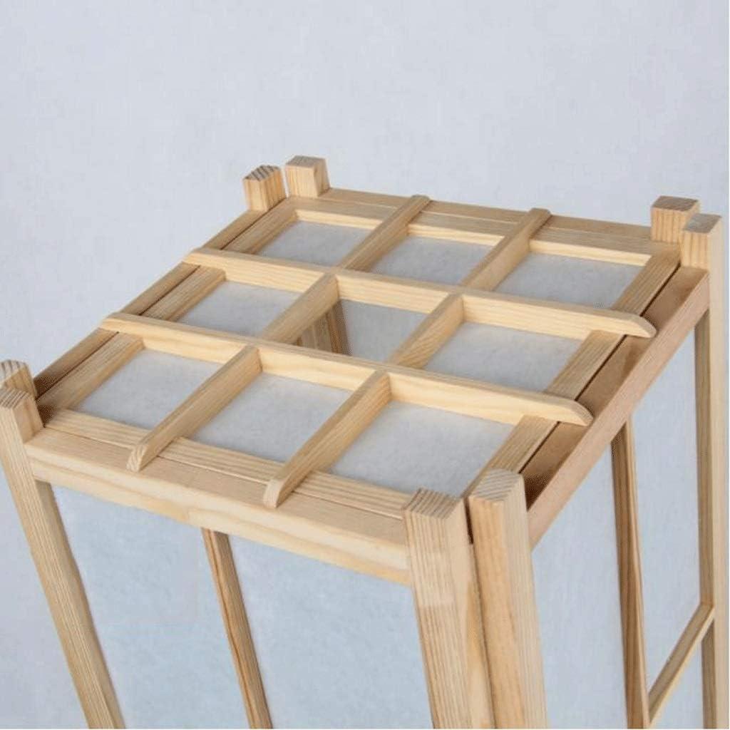 TMY Lámpara de pie de Estilo Chino rústico Lámparas de bambú de ...
