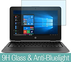 Synvy Anti Blue Light Tempered Glass Screen Protector for HP ProBook x360 11 G3 EE 11.6