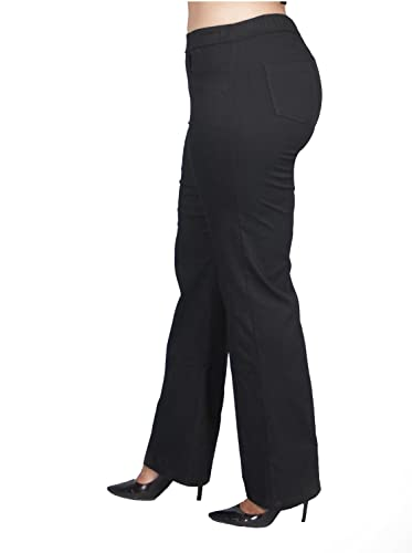 Edmond Boublil - Pantalón - para mujer negro XL