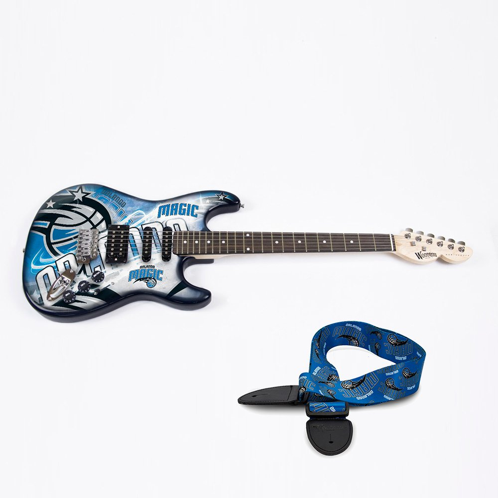 Orlando Magic NBA ''Northender'' Electric Guitar with Strap