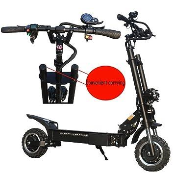 FEZBD Scooters eléctricos para Adultos Plegable, 200 kg ...