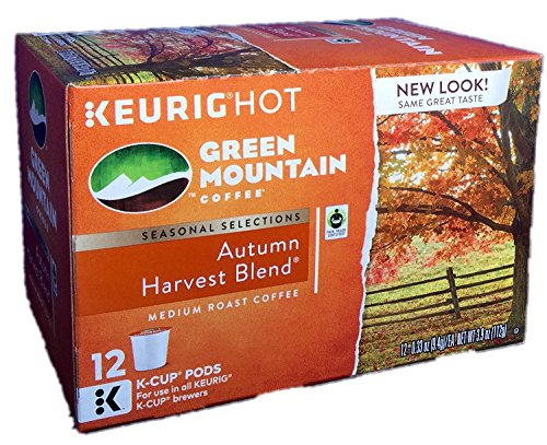 Green Mountain Autumn Harvest K Cups product image