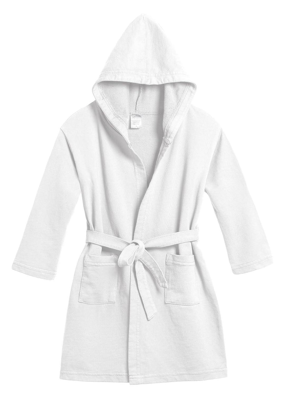 c04cd35c4e3ba Amazon.com: City Threads Girls' and Boys' Cotton Pool & Beach Robe Cover Up:  Clothing