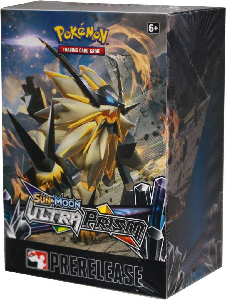 Ultra Prism Pre-Release Kit by Pokémon