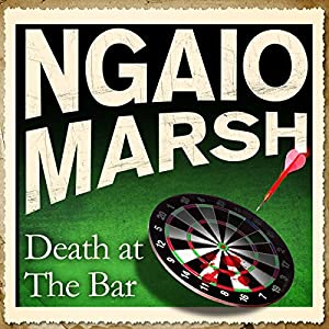 Death at the Bar Audiobook