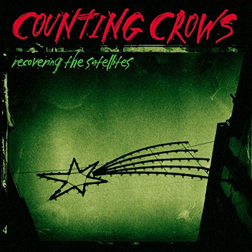 Counting Crows - Recovering The Satellites [ Lp] - Zortam Music