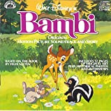 Walt Disney's Bambi (Original Motion Picture Soundtrack and Story)