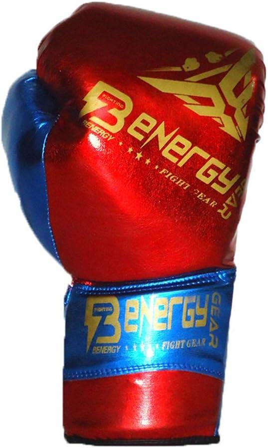 ボクシンググローブ、マイクロファイバープロ級ボクシンググローブ、テザームエタイボクシング、MMA、テコンドー、トレーニングボクシング用品滑り止めグローブ,16oz  16oz