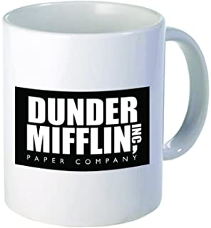 Interesting The Office Coffee Mug Dunder Mifflin Funny And Design Decorating