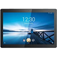 (Renewed) Lenovo Tab M10 Tablet (10.1 inch, 32GB, Wi-Fi + 4G LTE), Slate Black