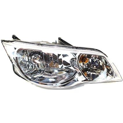 For 2004-2006 BMW X3 Passenger Side Halogen Headlight Head Light Lamp RH