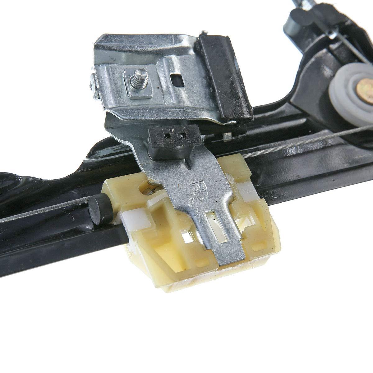 2015 Frankberg alzacristalli Elettrico Senza Motore Anteriore Destro per Touran 1T MPV Anno di Costruzione 2003