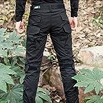 YuanDiann Homme Tactique Pantalon De Camouflage Militaire Multi-Poches Respirant Imperméable Armée Battle Trekking… 9
