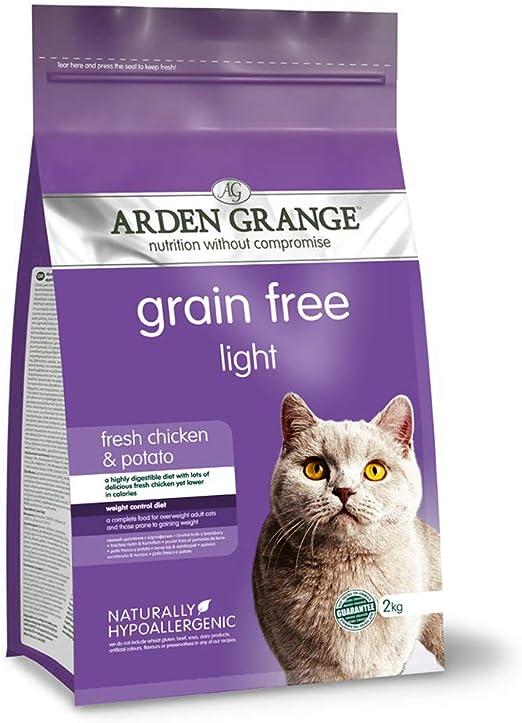Arden Grange Light Cat Dry - Comida para Gatos: Amazon.es: Productos para mascotas