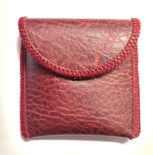 - Deluxe Carrying Storage Pouch - Burgundy