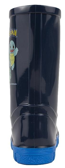 97944a4da74 Pokèmon Pokemon - Botas de Agua de Trabajo Para Chico, Color Azul, Talla  24,5 EU Niño: Amazon.es: Zapatos y complementos