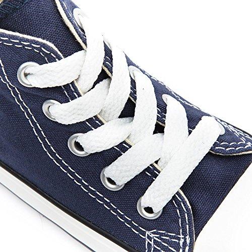 Converse - Zapatillas de gimnasia, infantil Navy