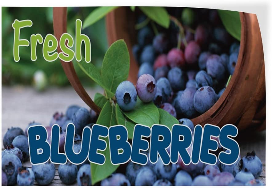 One Sticker 69inx46in Decal Sticker Multiple Sizes Farmers Market #1 Style D Business Fruit Stand Outdoor Store Sign Green