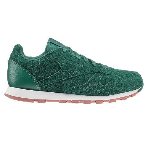 Reebok Cl Leather SG, Zapatillas de Tenis Unisex Niños: Amazon.es: Zapatos y complementos