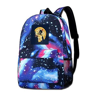 Galaxy bolsa de hombro estampada para adolescentes, tortugas ...