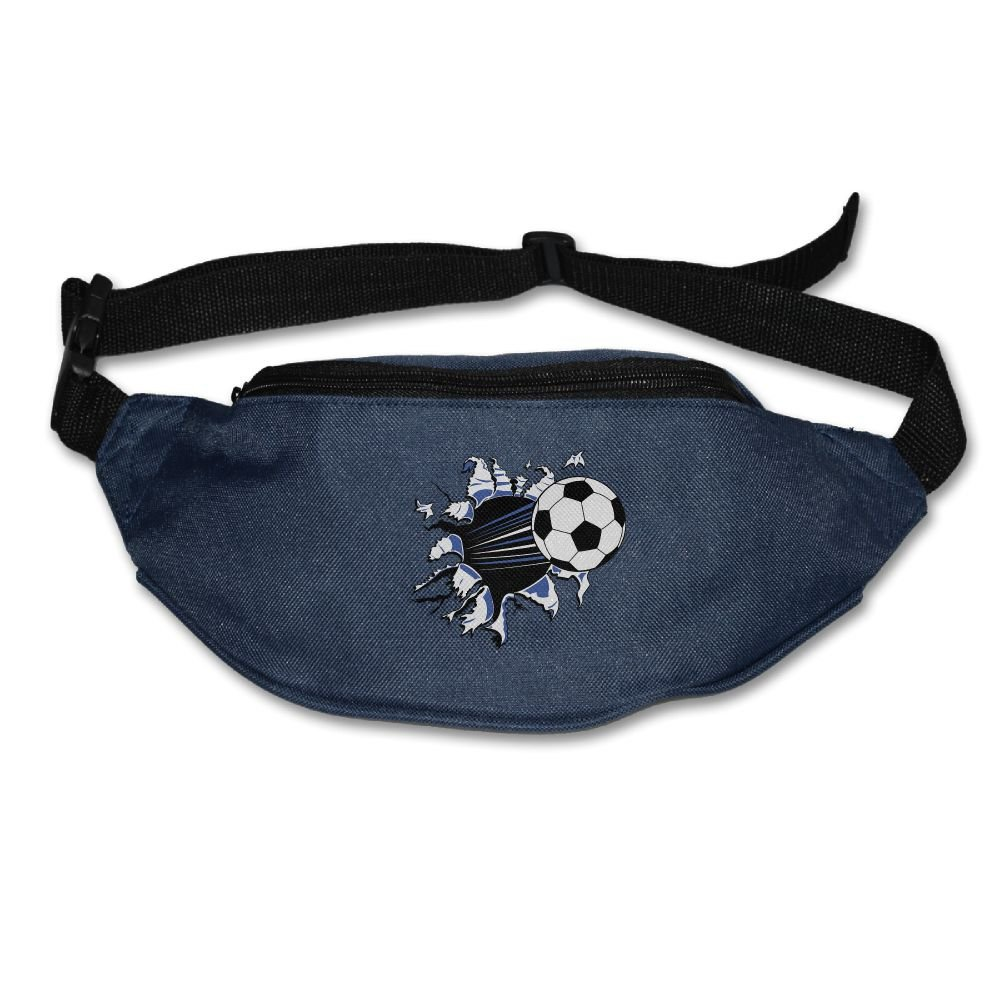 Waist Fanny Pack Soccer Football Travel Sport Bag Outdoors Workout Pack Cycling gkf