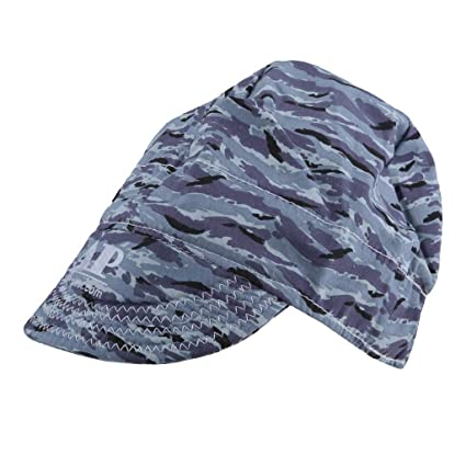 Sweat Absorption Elastic Welding Welder Hat Cap Cotton Flame Retardant #6