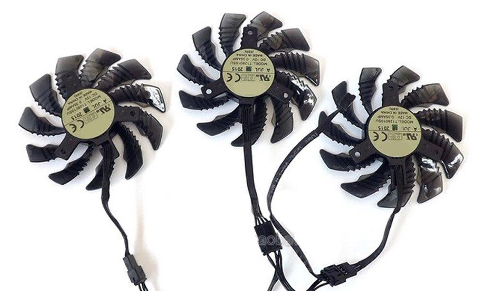 Cooler Fan Para Gigabyte Gv-n98tg1 Gaming-6gd Gtx980ti Graph