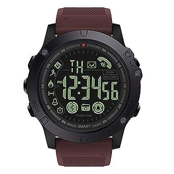 Reloj Deportivo Deportivo para Hombres Reloj Digital Inteligente ...