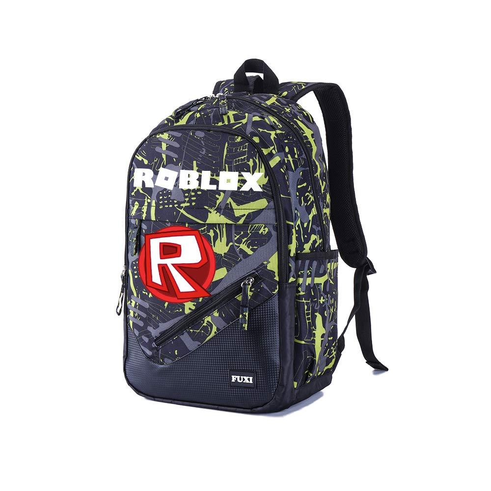 mochila escolar niño Roblox bag