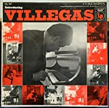 ENRIQUE VILLEGAS introducing villegas LP Used_VeryGoodCL 787 USA 6 Eye 1956 Milton Hinton