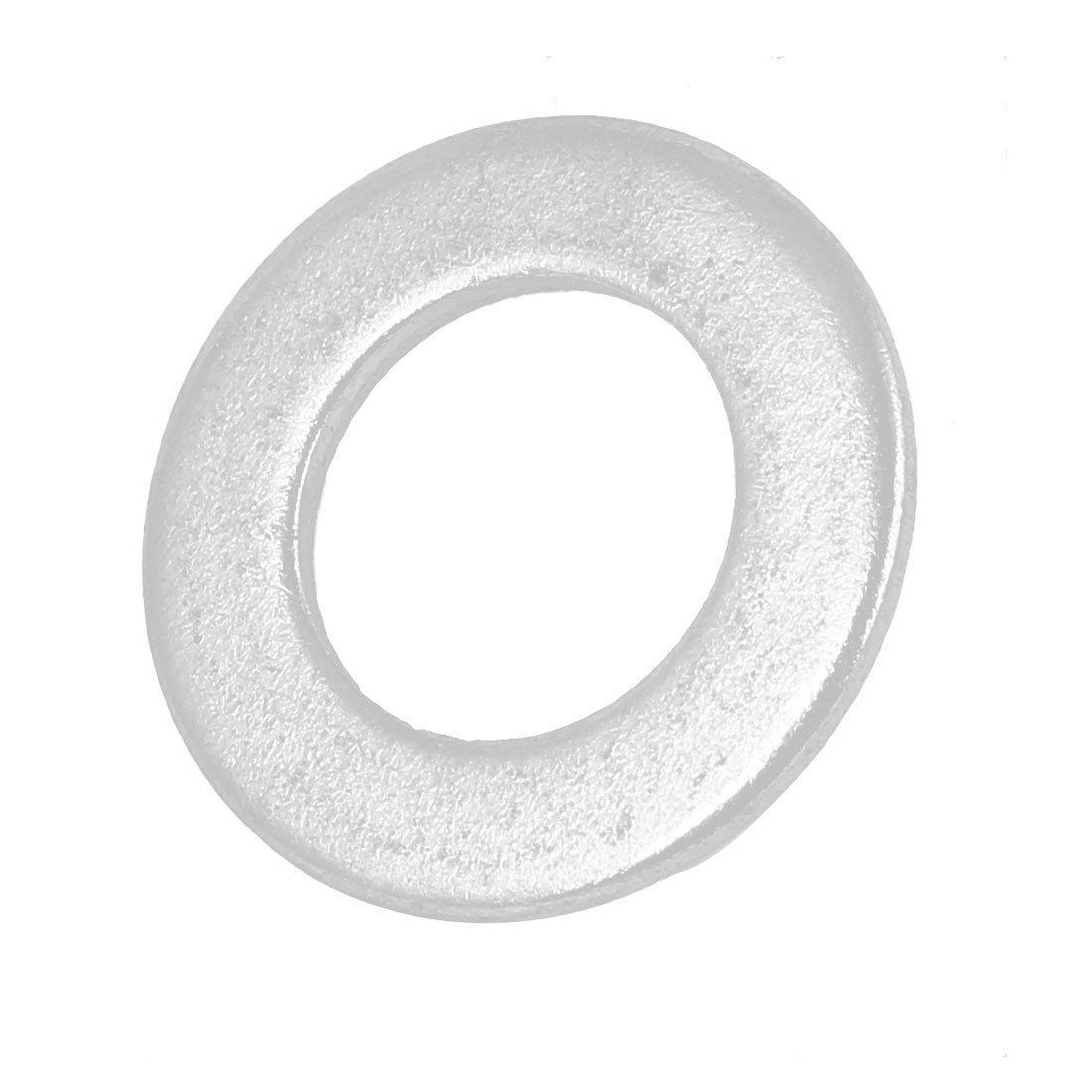 eDealMax 16 mm x 30 mm x 2, 5 mm chapado en zinc del cojín ...