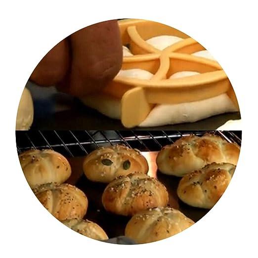 Molde para repostería con forma de abanico para pan ...