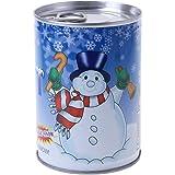 RingBuu 2018圣诞*新,瞬间蓬松人造魔法人造雪罐圣诞装饰 DIY 礼物