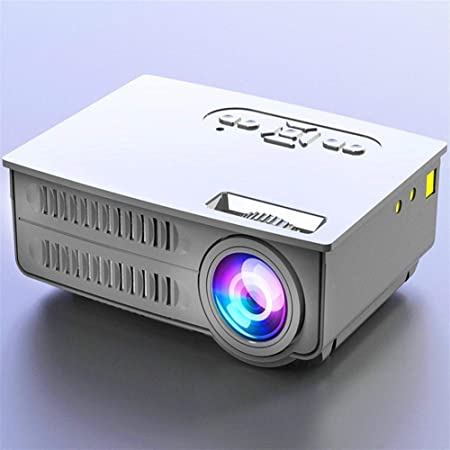 FSMJY Proyector, Video proyector portátil, 1080P HD 72 ...