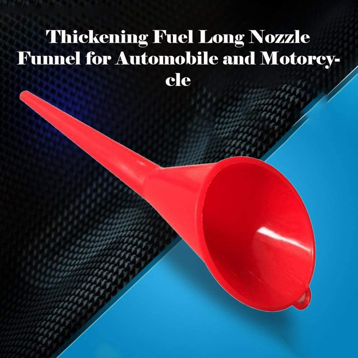 Pandamama Long Mouth Funnel Car Motor Refueling Multi-Function Thickened Long Mouth Funnel Gasoline Engine Oil Diesel Additive Funnel