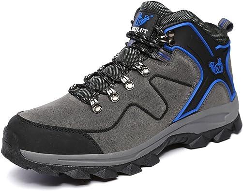 Unisex-Adulto Zapatos de Trekking Calzado de Protección ...