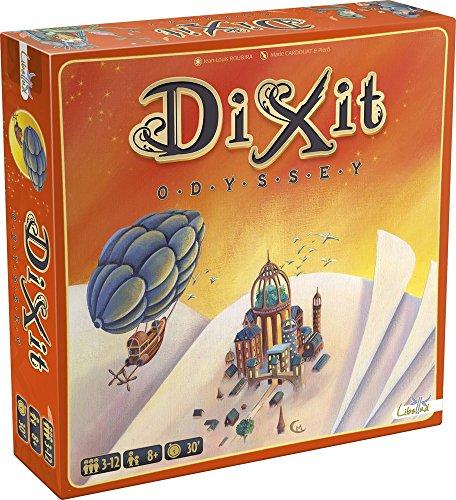Asmodee-Dixit-Odyssey-juego-de-mesa-Libellud-DIX03ML1