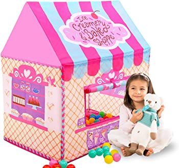 Happyhour Clubhouse Tents for Girls