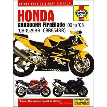 amazon com 2007 2012 honda cbr600 cbr 600rr haynes manual automotive rh amazon com