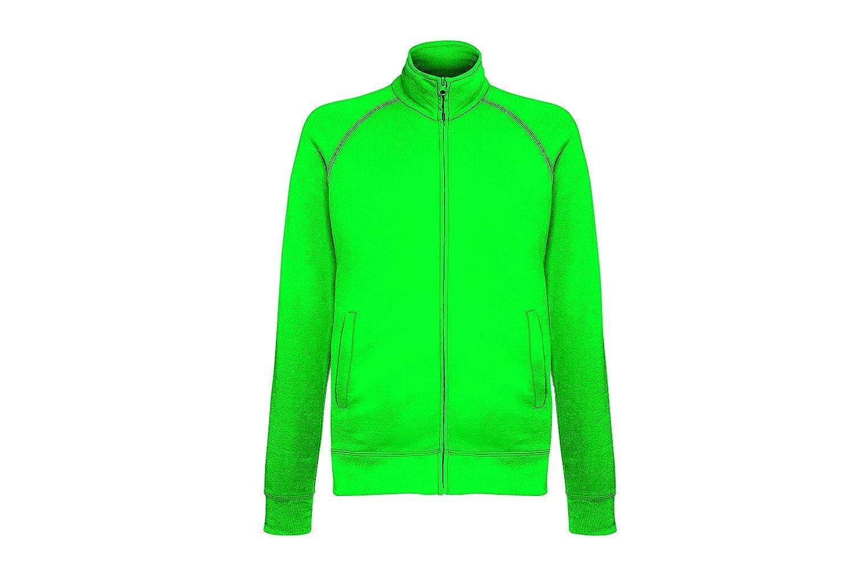 Fruit of the Loom Herren Sweatshirt Lightweight Sweat Jacket B073Q3LJ56 Sweatshirts Hochwertige Materialien